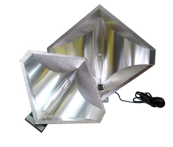Shop Light With Reflector: Grow Lights Diamond Reflector
