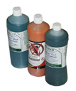 Wilder 1 litre Flower Feed Concentrate, 1 litre Hot Pepper Wax and 1 litre Leaf Feed Concentrate.