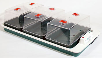 Big Three Heated Propagator